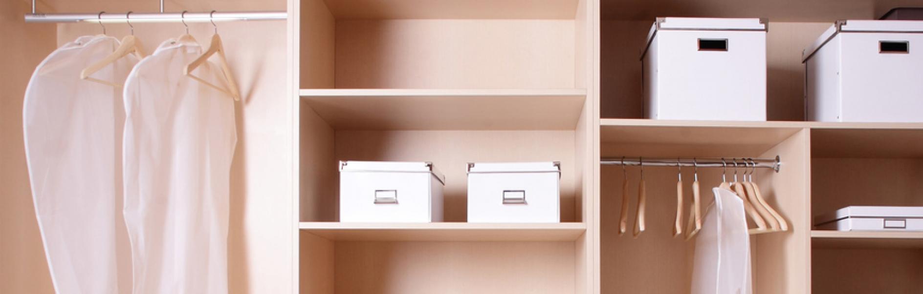 Extra Ablage In Ihrem Schrank Anbringen