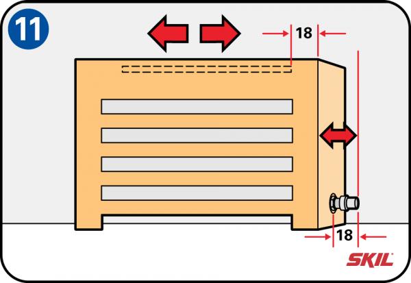 Häufig Eine Heizkörperverkleidung bauen QP32