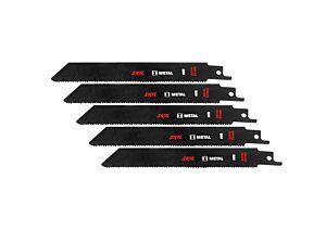 SKIL Set von 5 BIM Sägeblättern für Metall