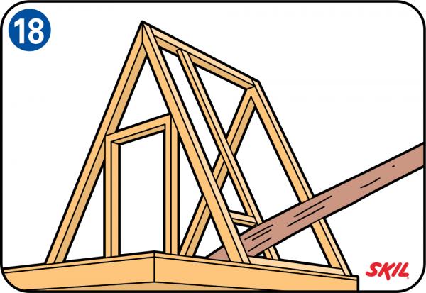 So bauen sie ein baumhaus for Nurdachhaus bauen